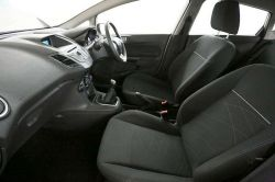 2013 Ford Fiesta 1.6 TDCi ECOnetic Style 5dr,SILVER